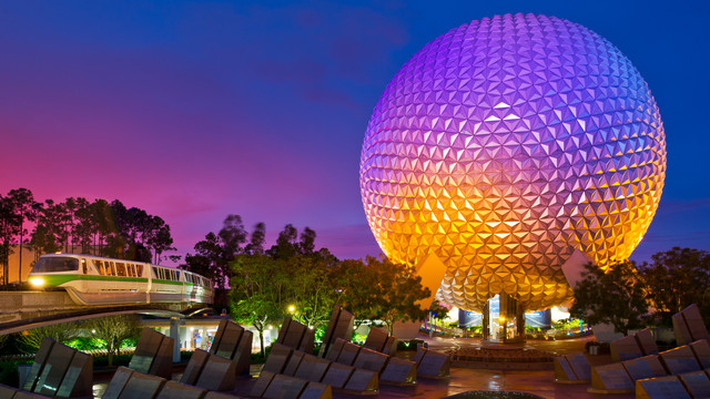 Epot Ball, Walt Disney World